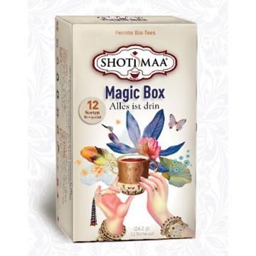 Arbatos rinkinys Magic Box Chakras Shoti Maa Tea