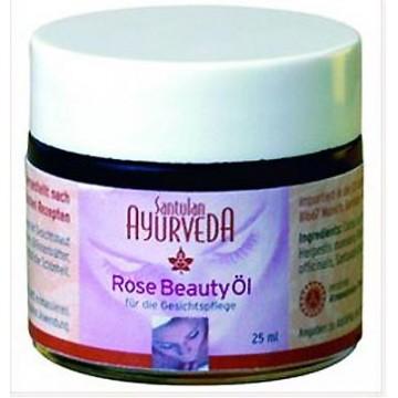 Aliejus veidui Rose Beauty, Santulan Ayurveda, 25 ml