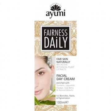 """Natūralus dieninis veido kremas """"Fairness Daily"""", Ayumi, 100 ml"""