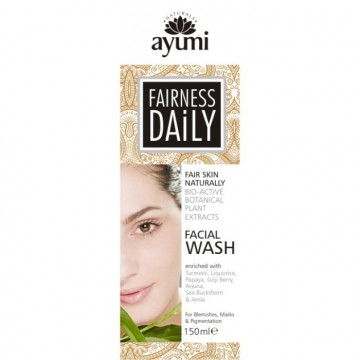 """Veido prausiklis """"Fairness Daily"""", Ayumi, 150 ml"""