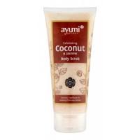 Kūno šveitiklis su kokosais ir jazminais, Ayumi, 200 ml