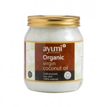 Ekologiškas kokosų aliejus, Ayumi, 290 gr