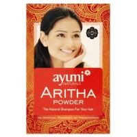 Muilo riešutų milteliai-šampūnas Aritha, Ayumi, 100g