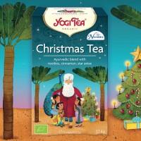 Yogi Tea ekologiška kalėdinė arbata, 17 pakelių