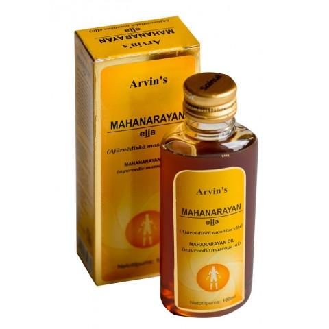 Aliejus Mahanarayan, ARVIN'S, 100 ml