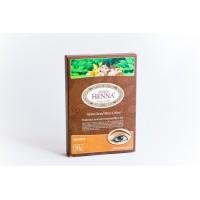 Natūralūs rudi antakių dažai INDIAN HENNA BROW, 50g