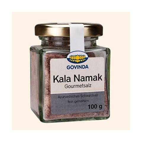 Juodoji druska (Kala Namak), Govinda, 100 g