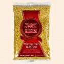 Indiškos skaldytos spindulinės mung pupuolės  Moong Dal, plautos, Heera, 500 g
