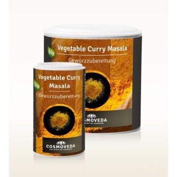 """Prieskonių mišinys daržovėms """"Curry Masala"""", Cosmoveda, ekologiškas, 80 g"""