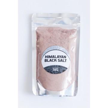 Smulki juodoji druska (Kala Namak)