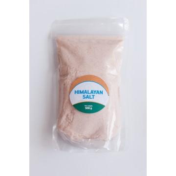 Rožinė Himalajų druska, smulki