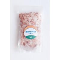 Rožinė Himalajų druska, stambi, 500 g