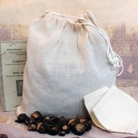 Muilo riešutai drabužių skalbimui Soap Nuts India, 1kg