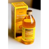 Juodojo sezamo aliejus, ARVIN'S, 500 ml