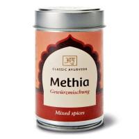Aštrus prieskonių mišinys Methia, ekologiškas, Classic Ayurveda, 50 g