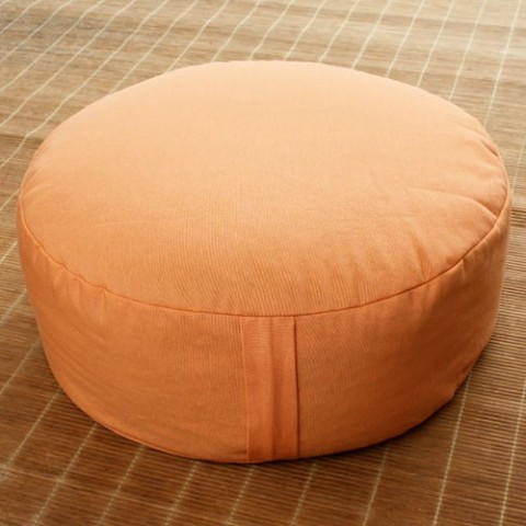 """Didelė meditacinė pagalvėlė """"Sėdėjimo sala"""", apvali, įvairių spalvų"""