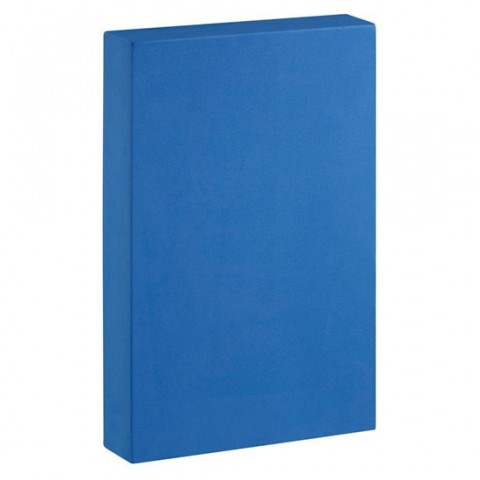 Jogos kaladėlė-blokas OM Ako Yoga, mėlyna