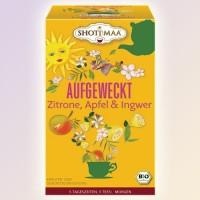 Rise (Pakilimas) ekologiška arbata Shoti Maa Tea