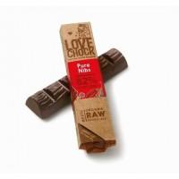 """Juodojo šokolado batonėlis """"PURE-CACAONIBS"""", 40g"""