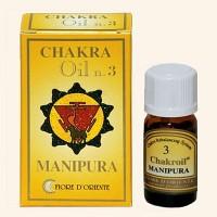 Manipura čakros aliejus, Fiore D'Oriente, 10 ml
