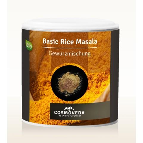 """Prieskonių mišinys ryžiams """"Basic Rice Masala"""", ekologiškas, Cosmoveda, 80 g"""