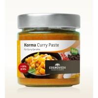 Ekologiška Korma Curry pasta, Cosmoveda, 175 g