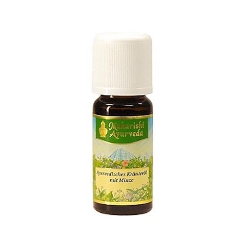 Eterinis augalinis aliejus inhaliacijoms su mėtomis, Maharishi Ayurveda, 10 ml
