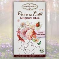 """Allow Compassion (Užuojauta) """"Peace on Earth"""" ekologiška arbata Shoti Maa Tea"""