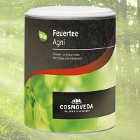 """Ugninga žolelių arbata """"Agni Fire"""", biri, ekologiška, Cosmoveda, 90g"""
