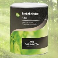 """Žolelių grožio arbata """"Rasa"""", ekologiška, Cosmoveda, 75g"""