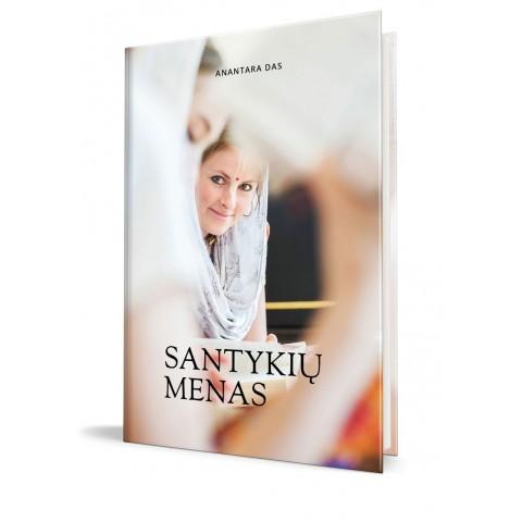 """Anantara Das knyga """"Santykių menas"""""""