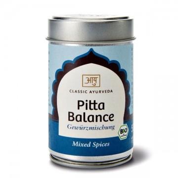 Pita došą balansuojantis prieskonių mišinys Pitta, Classic Ayurveda, ekologiškas, 50 g