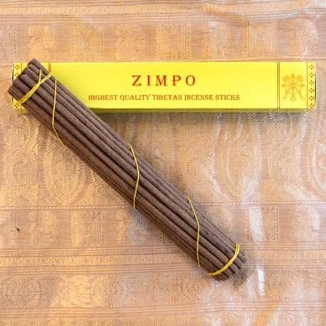 """Tibeto smilkalų lazdelės """"Zimpo"""", 27 lazdelės"""