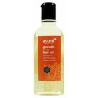 Plaukų augimą skatinantis bioaktyvus plaukų aliejus, Ayumi, 150 ml