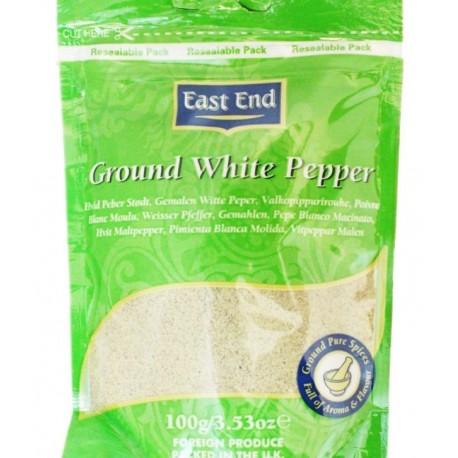Baltieji pipirai, malti, East End, 100 g