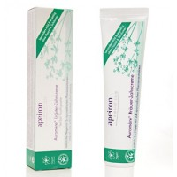 Vaistažolių dantų pasta, Apeiron Auromere, 75 ml