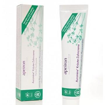 Klasikinė 24 vaistažolių dantų pasta Auromère, Apeiron, 75 ml