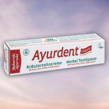 Klasikinė dantų pasta Ayurdent, Maharishi Ayurveda, 75 ml