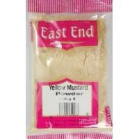 Geltonosios garstyčių sėklos (maltos), East End, 100g