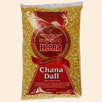 Skaldyti avinžirniai Chana Dalas, Heera, 500 g