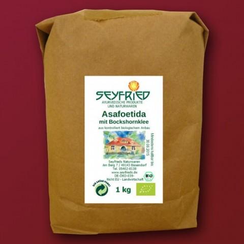 Asafetida su ožrage, ekologiška, Seyfried, 1 kg