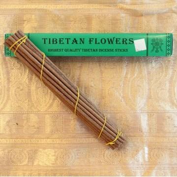 """Tibeto smilkalų lazdelės """"Flowers"""", 27 lazdelės"""