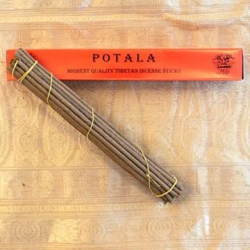 """Tibeto smilkalų lazdelės """"Potala"""", 27 lazdelės"""