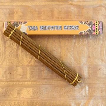 """Tibeto meditacinės smilkalų lazdelės """"Tara"""", 27 lazdelės"""