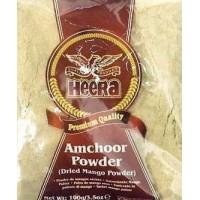 Džiovinto mango milteliai Amchoor, Heera, 100 g