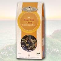 """Prieskoninė juodoji ekologiška arbata """"Mumbai Chai"""", biri, Hari Tea, 100 g"""