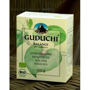 Balansuojanti arbata su triphala, biri, ekologiška, GUDUCHI, 100g