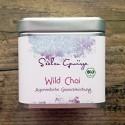 Prieskonių mišinys arbatai Wild Chai Masala, ekologiškas, Ayurveggie, 50g dėžutė