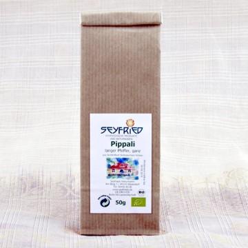 Pippali (ilgieji pipirai),  Seyfried, ekologiški, 50 g