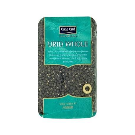 Juodosios pupelės Urid Whole, East End, 500 g